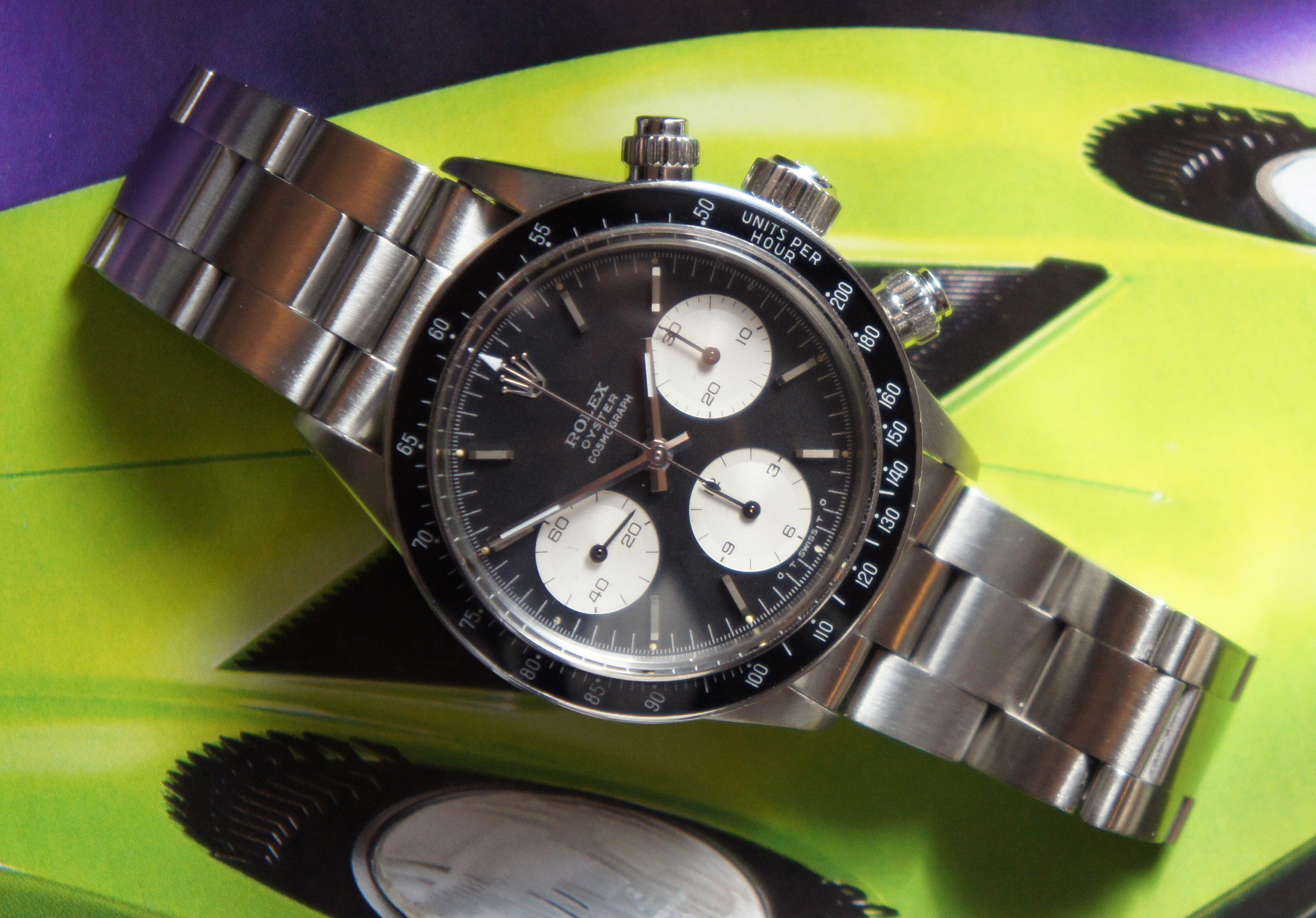 Knightsbridge Vintage Rolex Watches